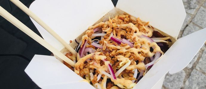 Wok & Roll - Food Truck de Paris La Défense