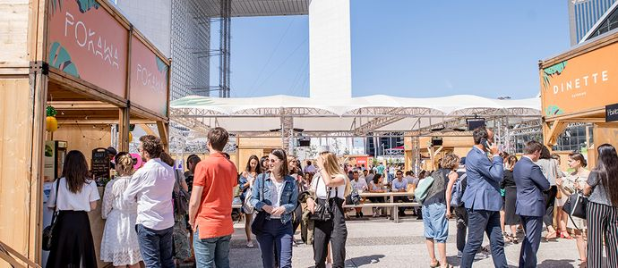 Cancellation of the summer event Garden Parvis