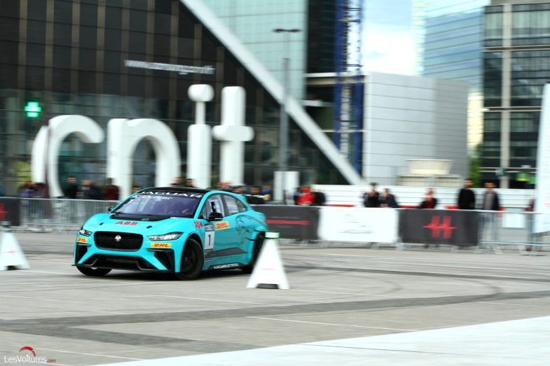 Opération Jaguar Racing I Pace Trophy 2019