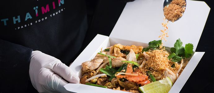 Thaïmin - Food Truck de Paris La Défense