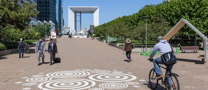 All you need to know about cycling in Paris La Défense