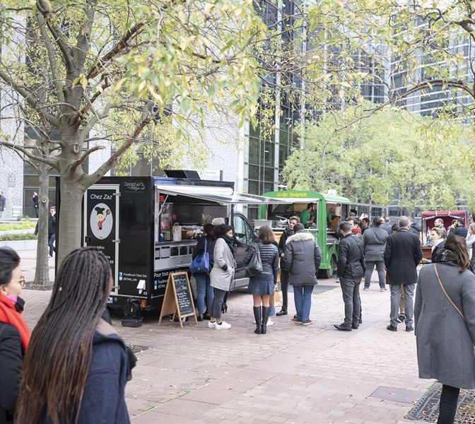 Last week to enjoy the Food Trucks in 2019!