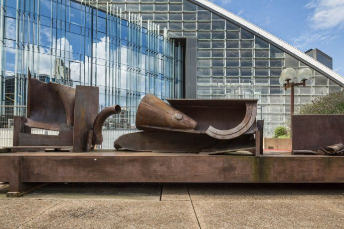 After Olympia - Anthony Caro