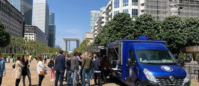 Cabane Cape Cod - Food Truck de Paris La Défense