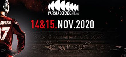 Supercross de Paris 2020