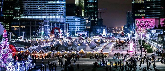 Cancellation of the Paris La Défense Christmas Market