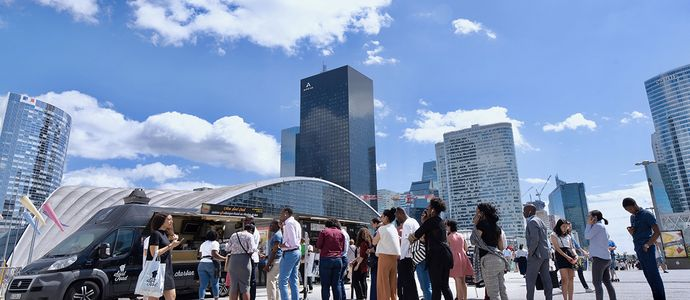 New Soul Food - Food Truck de Paris La Défense