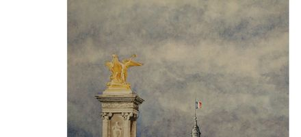 "Exhibition ""Les monuments de Paris"" (The monuments of Paris)"